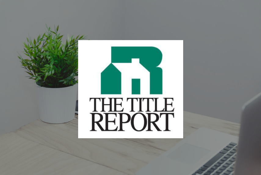 Title report featured blog image