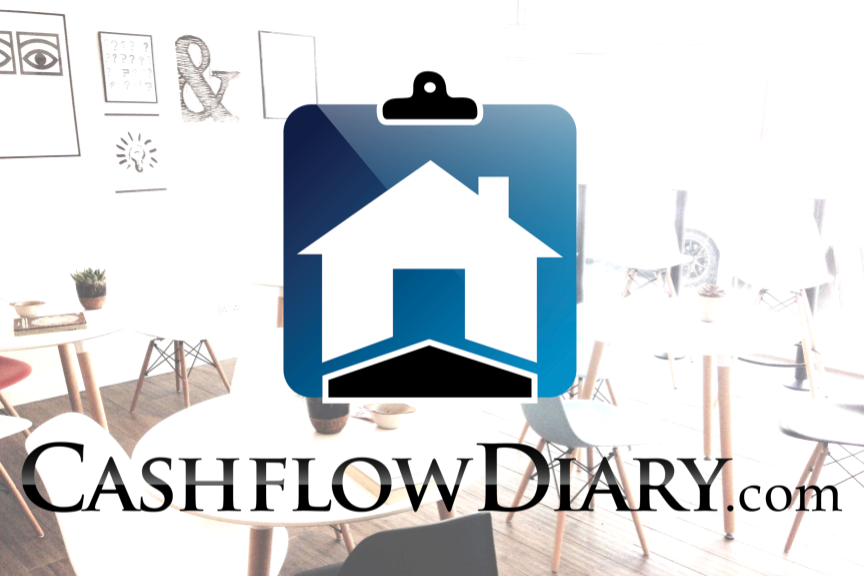Cashflow diary post feature image
